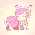 [DailyFanart] 30/12/17: Kirby and Susie