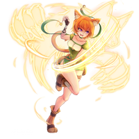 Fire Emblem Heroes - Lethe (Special) by PhiphiAuThon