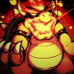 Smash4 Character Countdown #4 : Bowser