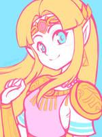 Zelda by PhiphiAuThon