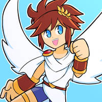 Smash4 Character Countdown #20: Pit by PhiphiAuThon