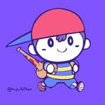 Smash4 Character Countdown #37: Ness