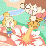Isabelle Releases Work Stress!