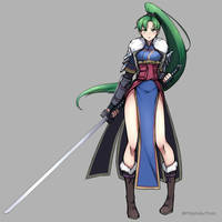 Lyn by PhiphiAuThon