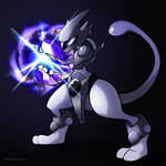 [Commission] Mewtwo