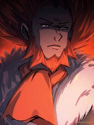 Lysandre by PhiphiAuThon