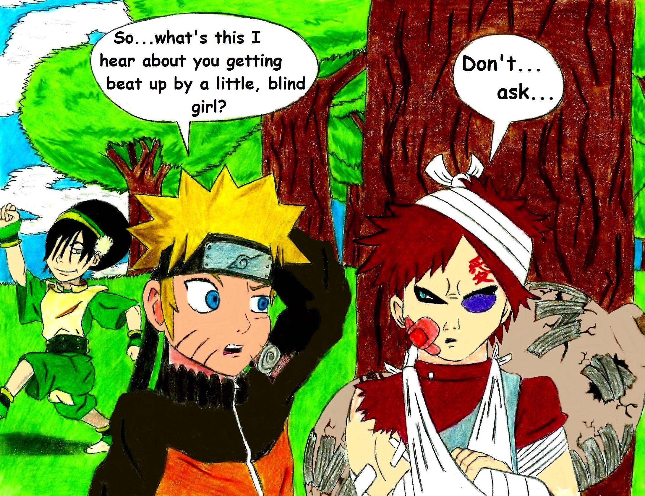 Naruto avatar Lemon fanfic