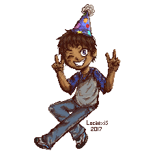 HBD Lance by Locaexis