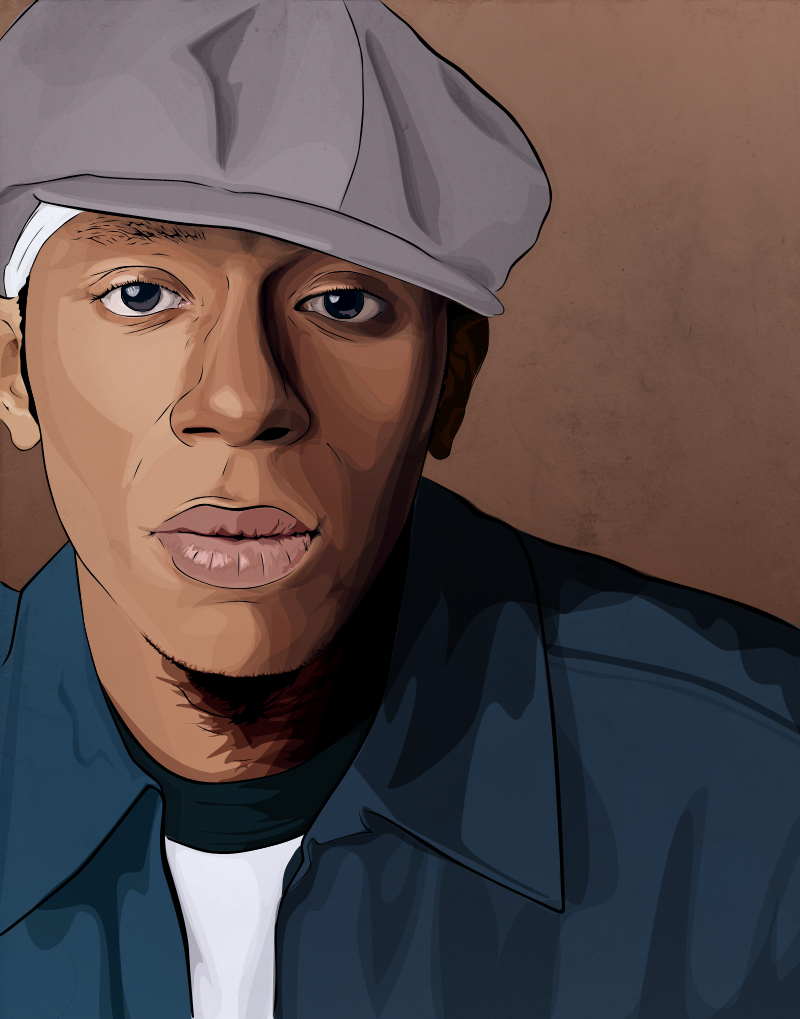 Mos Def by fat-jedgfx