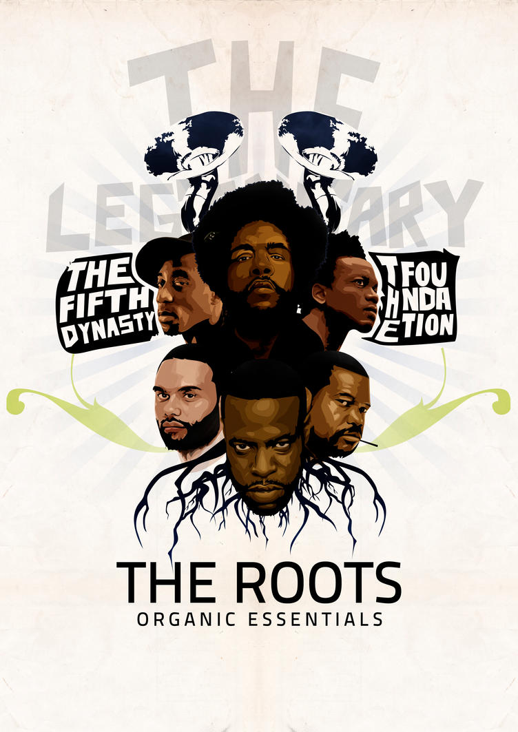 The Roots by fat-jedgfx