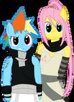 Rainbow*Star and Flubaki