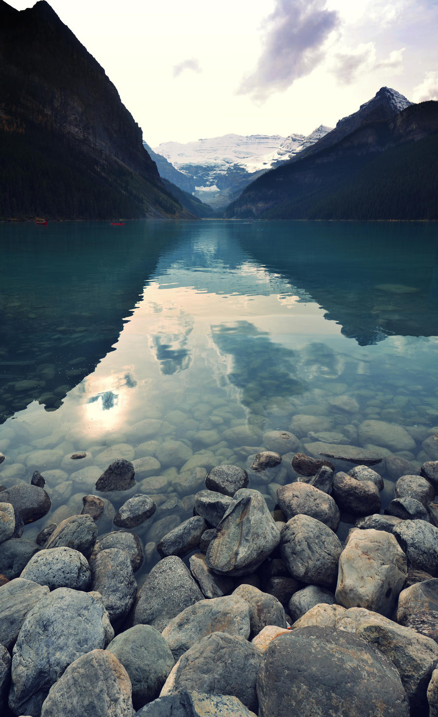 Lake Louise - Canada by dunkeltoy