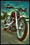 Harley-Davidson:HDR:Retro