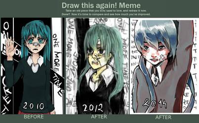 One More Meme by Kukiko-tan