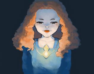 Glowing Seed by Kukiko-tan