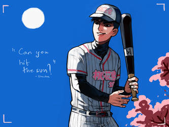 Can You Hit The Sun? by Kukiko-tan