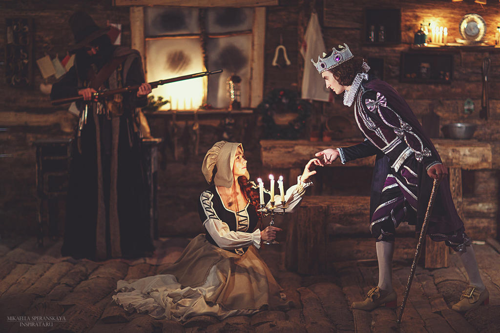 Once Upon a Time \\ Cinderella 3 years later III by rainris
