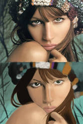Paint study 2 by BrunoCerrato