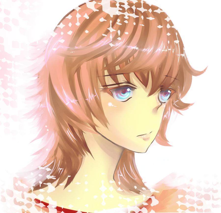 sad eyes by ZedRMD1