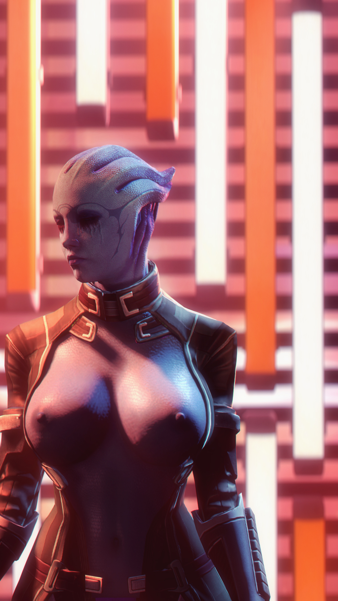 Mass effect 3 ashley williams nude porn hentia tiny pussy