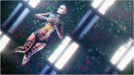 Jack (Mass Effect) by Wanr