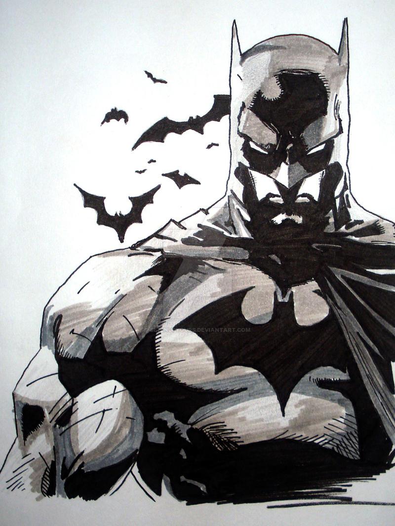 Possible Batman Tattoo By Se7enupyours On Deviantart