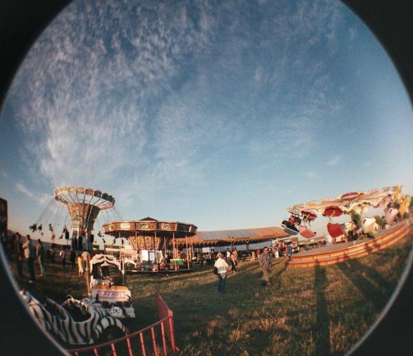 fun park by CaterpillarPatison