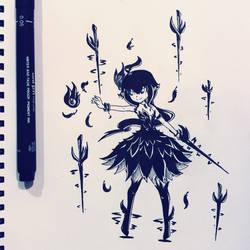 Black Fencer