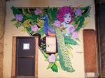 Put A Bird On It Mural by mevart-studio