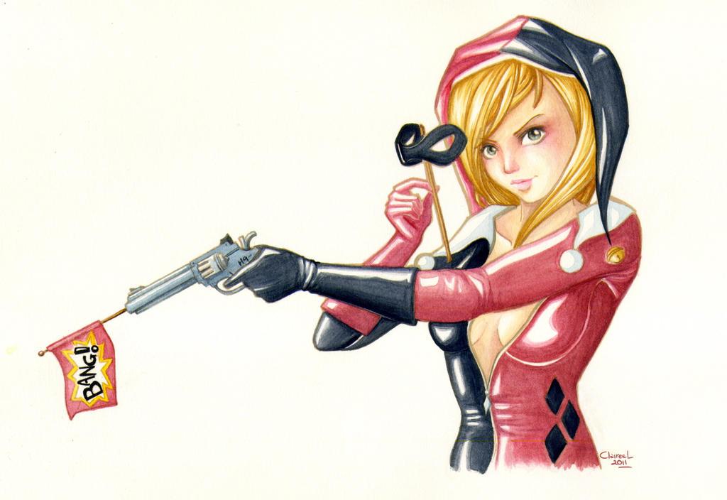 Harley Quinn by Flying4Freedom
