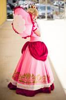 Princess Peach by Flying4Freedom
