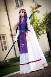 Princess Hilda - Legend of Zelda ALBW by Flying4Freedom