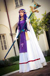 Princess Hilda - Legend of Zelda ALBW