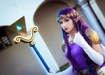 Princess Hilda - A Link Between Worlds