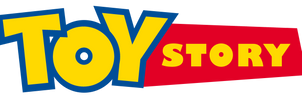 Toy Story Logo Horizontal by FrameRater