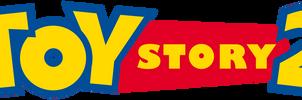 Toy Story 2 Logo Horizontal by FrameRater