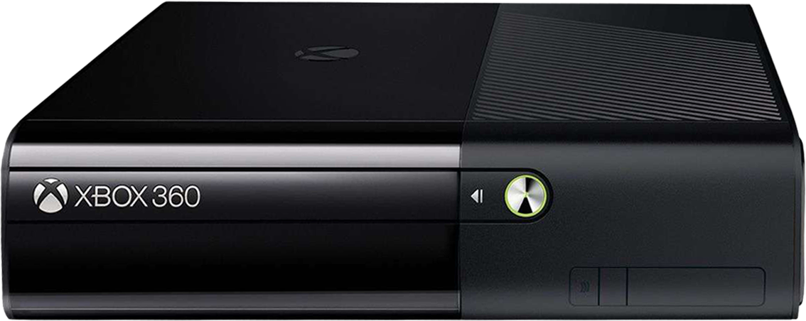 Xbox 360 E Slim PNG by FrameRater on DeviantArt