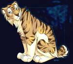 :: Oekaki Tiger Loooove ::