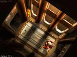 Death Egg Robot Inside - Sonic the Hedgehog 2