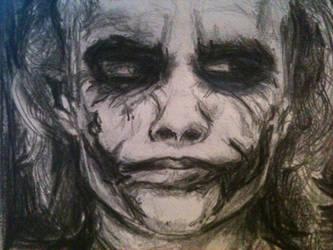 The Joker by Phoenix-Sunrise