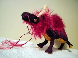 Spark's dragon by jennovazombie