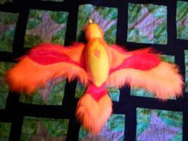 Phoenix belly by jennovazombie