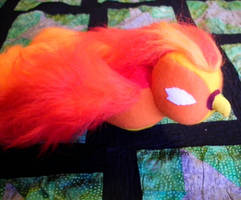Phoenix face by jennovazombie