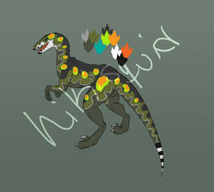 venom raptor adoptable