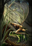 Amphibia - Guardian of Frogs