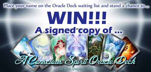 Oracle Deck Contest