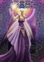 Celtic Princess by AmberCrystalElf