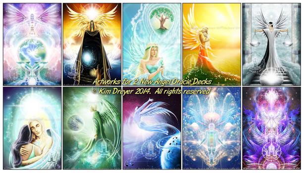 Angel Oracle Decks