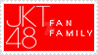 JKT48 Fan Stamp by ridwanchachunya