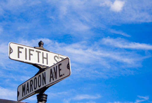 Fifth and Maroon